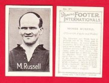 Plymouth Argyle Moses Russell Wales